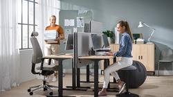 Ergonomiczne meble biurowe - jak wybrać funkcjonalne meble zapewniające wygodną i aktywną pracę?  - miniaturka