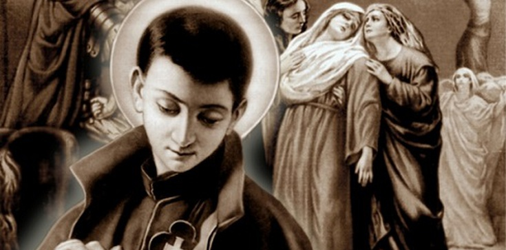 Święty Gabriel od Matki Bożej Bolesnej - wzór dla dzisiejszej młodzieży - zdjęcie