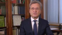 Prof. Gaciong: Nie ustąpię ze stanowiska. Rektor WUM atakuje szefa MZ - miniaturka