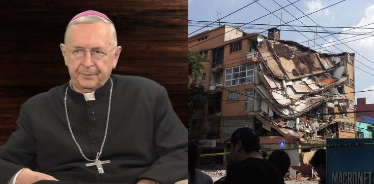 Episkopat apeluje: Pomóżmy Meksykowi! - zdjęcie