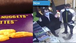 Wyrok za napaść na bar McDonald's z ,,bronią'' w ręku i kradzież... McNuggetsów - miniaturka