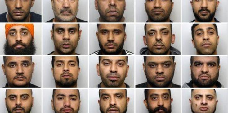 Wielka Brytania: Zakończył się proces imigranckiego gangu gwałcicieli - zdjęcie