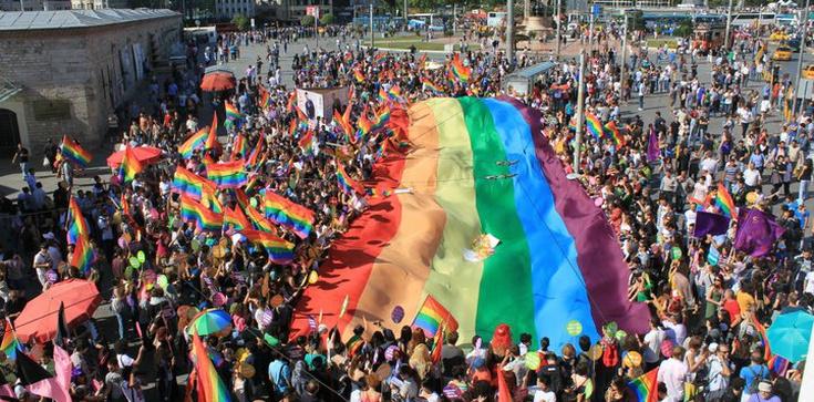 Szambo wybiło w Poznaniu. Homo-obsceniczni lewaccy zboczeńcy wylegli na ulice i wzbudzają odruch wymiotny - zdjęcie