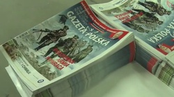 Ludzie HGW usuwają reklamy 'Gazety Polskiej'! - miniaturka