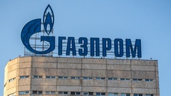 Akcje Gazpromu lecą w dół. ,,Realne jest zablokowanie Nord Stream 2''  - miniaturka
