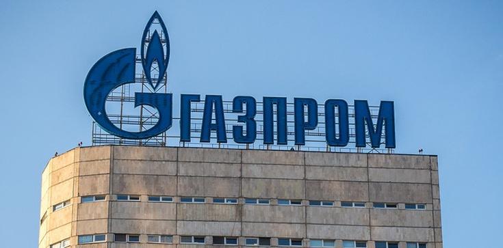 Akcje Gazpromu lecą w dół. ,,Realne jest zablokowanie Nord Stream 2''  - zdjęcie