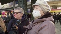 Staruszka na Strajku Kobiet: Więcej swobód w Polsce było za Stalina - miniaturka