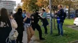 Białoruś: Masowe zatrzymania kobiet - miniaturka
