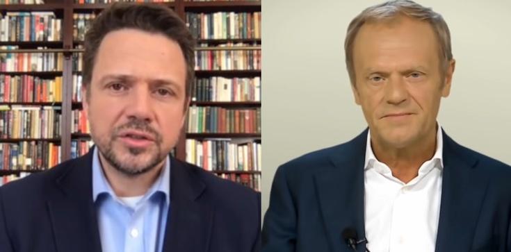 Trzaskowski odpowiada Tuskowi: Nie chcę konkurować z PO - zdjęcie