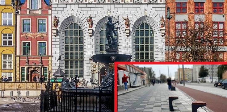 """""""Ławeczki pandemiczne"""". Gdańsk wydał na inwestycję … 117 (sto siedemnaście) milionów złotych - zdjęcie"""