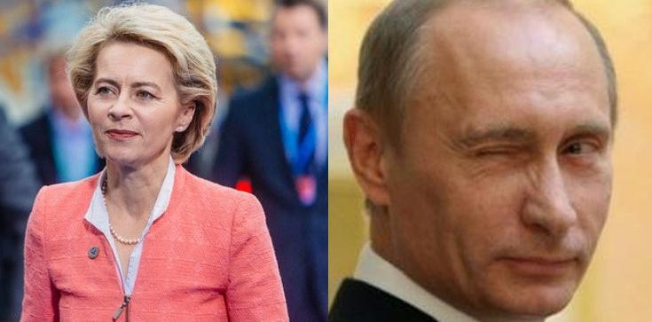 Von der Leyen odrzuciła zaproszenie Zełenskiego. Niechęć do irytowania Moskwy? - zdjęcie