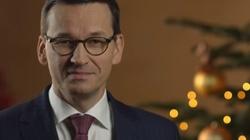 Piękne życzenia premiera Morawieckiego! 'Jest w moim kraju zwyczaj...' - miniaturka