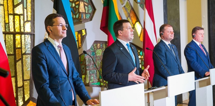 Państwa bałtyckie a rosyjskie zagrożenia hybrydowe - zdjęcie
