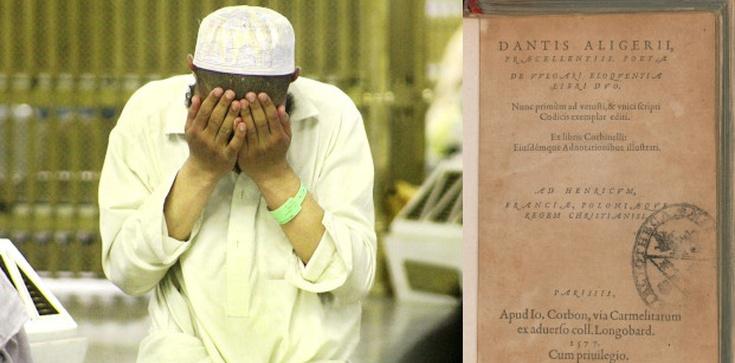 Dante ocenzurowany… W nowym tłumaczeniu ,,Piekło'' już bez Mahometa   - zdjęcie