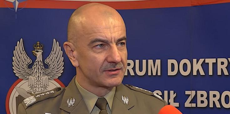Gen. Rajmund Andrzejczak: Siły zbrojne to za mało. Musimy odrobić lekcje - zdjęcie