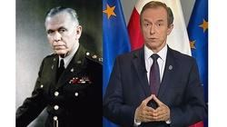 Marszałek Grodzki kontra generał George Marshall - miniaturka