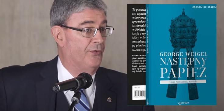G. Weigel: Następny papież musi podjąć gruntowną reformę administracyjną i finansową Stolicy Apostolskiej - zdjęcie