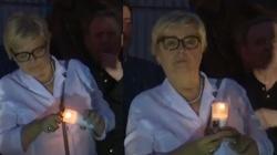 Gersdorf: Wzięłam świeczkę, bo było ciemno! - miniaturka