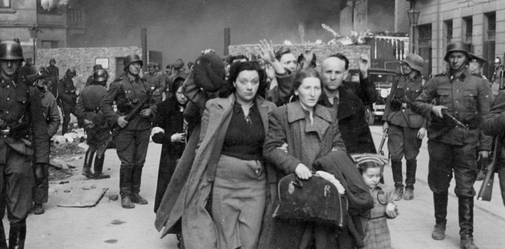 75. rocznica powstania w białostockim getcie - zdjęcie