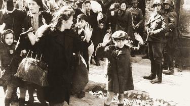 Dziś 78. rocznica wybuchu powstania w getcie warszawskim - miniaturka