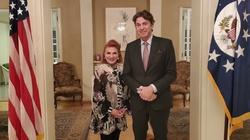 Ambasadorzy Niemiec i USA w Polsce rozmawiali o… wolności mediów - miniaturka