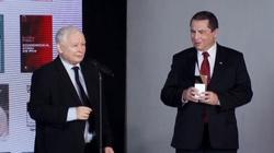 Bronisław Wildstein z nagrodą im. L. Kaczyńskiego. Prezes PiS: Polska jest po dobrej stronie historii - miniaturka