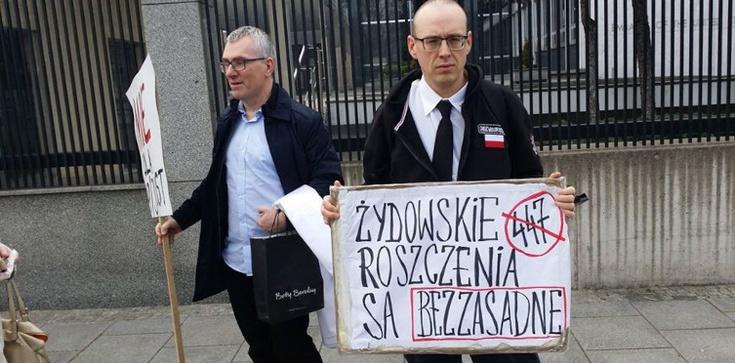 Duda odrzuca roszczenia żydowskie, Trzaskowski chce o nich rozmawiać - zdjęcie