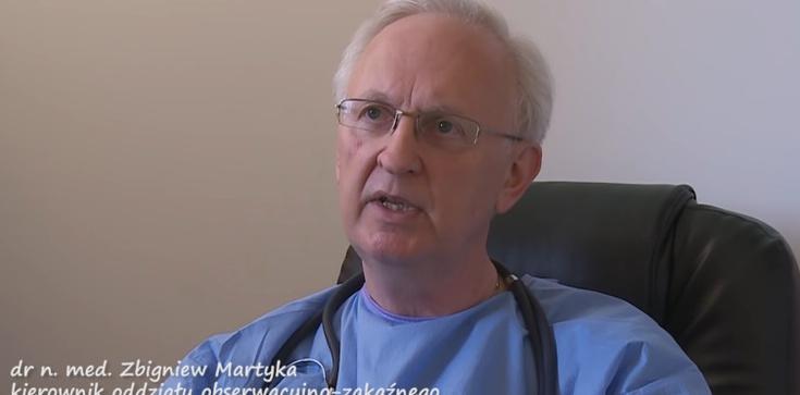 Dr Martyka: zaszczepieni przenoszą wirusa tak samo, jak niezaszczepieni - zdjęcie