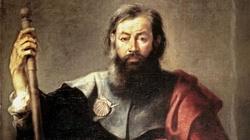Święty Jakub Większy - Apostoł, patron zakonów walczących z islamem  - miniaturka