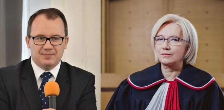 ,,Pani sędzio''. Prezes TK ustawiła Bodnara do pionu [ZOBACZ] - zdjęcie