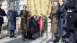Prezydent Duda uczcił Wyklętych, wiele odznaczeń - miniaturka