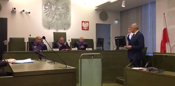 Giertych: Izba Dyscyplinarna SN to nie sąd! - zdjęcie