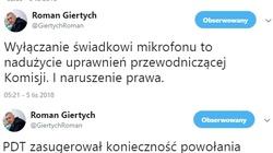 Giertych twitty pisze... Czyli: Tusk z mocnym wsparciem pełnomocnika - miniaturka