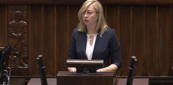 Hanna Gill-Piątek opuszcza Lewicę. Do kogo dołączy? - zdjęcie