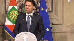 Wotum zaufania dla włoskiego rządu  - miniaturka