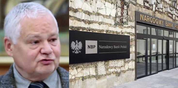 Od dziś prof. Adam Glapiński prezesem NBP - zdjęcie