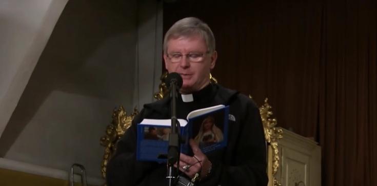 Ks. Glas o ostrzeżeniach Maryi dla Kościoła końca czasów - zdjęcie