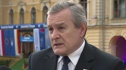 Koronawirus w Polsce. Wicepremier Gliński zapowiada zwiększenie restrykcji - miniaturka