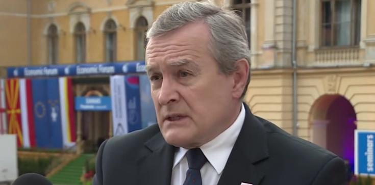 Piotr Gliński: Niemcy nam zapłacą - to poza dyskusją - zdjęcie