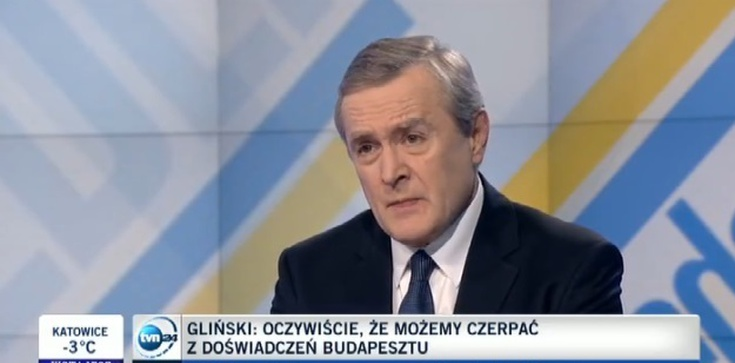 Gliński: W TVP wciąż straszy duch PRL - zdjęcie