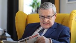 Min. Gliński do Trzaskowskiego: ,,Dlaczego Pan głosował przeciwko ludziom kultury? Obłuda, obłuda, obłuda...'' - miniaturka