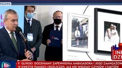 Wicepremier Gliński do prezydenta i ambasadora Niemiec: ,,słowa padły, ale nie widzimy czynów i faktów'' - miniaturka