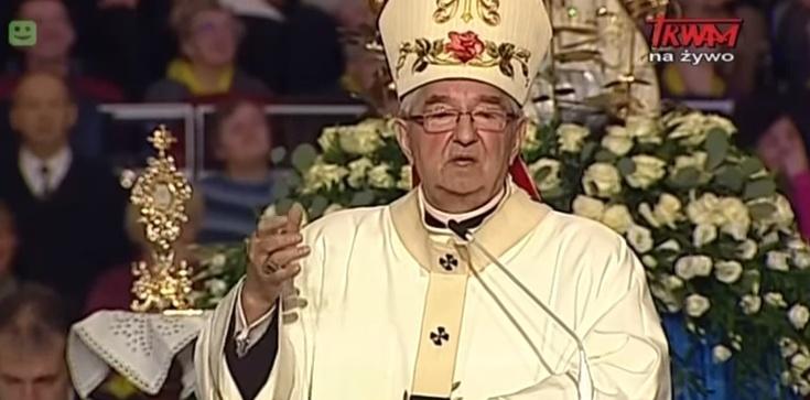 Duchowni archidiecezji gdańskiej w obronie abp. Sławoja Leszka Głódzia - zdjęcie