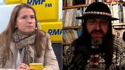 Monika Jaruzelska ponownie w ,,Brunatnej księdze'' incydentów rasistowskich i faszystkowskich - miniaturka