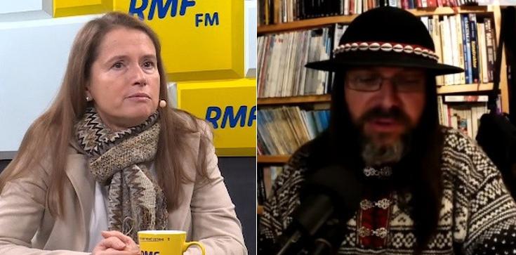 Monika Jaruzelska ponownie w ,,Brunatnej księdze'' incydentów rasistowskich i faszystkowskich - zdjęcie