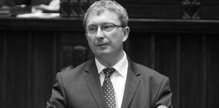 Ś.P. Poseł dr Artur Górski odznaczony Krzyżem Oficerskim Orderu Odrodzenia Polski - zdjęcie