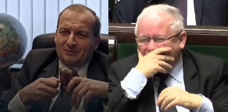 Górski: 'Ocieplony' Kaczyński, TVP i policzek dla widzów - zdjęcie