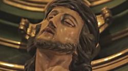 Zdewastowali figurę Chrystusa, złapała ich policja, ale to nie wszystko... - miniaturka