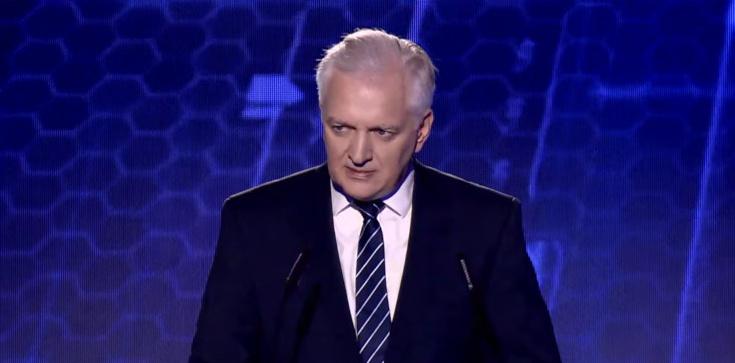 Gowin: niezaszczepieni zagrażają milionom Polaków - zdjęcie