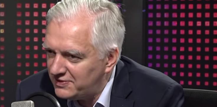 Jarosław Gowin: Wybory korespondencyjne - ale w sierpniu - zdjęcie